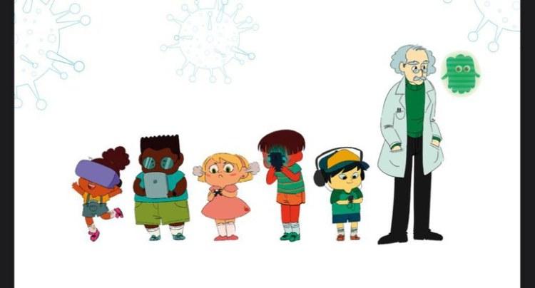 Coronavírus crianças_MEC